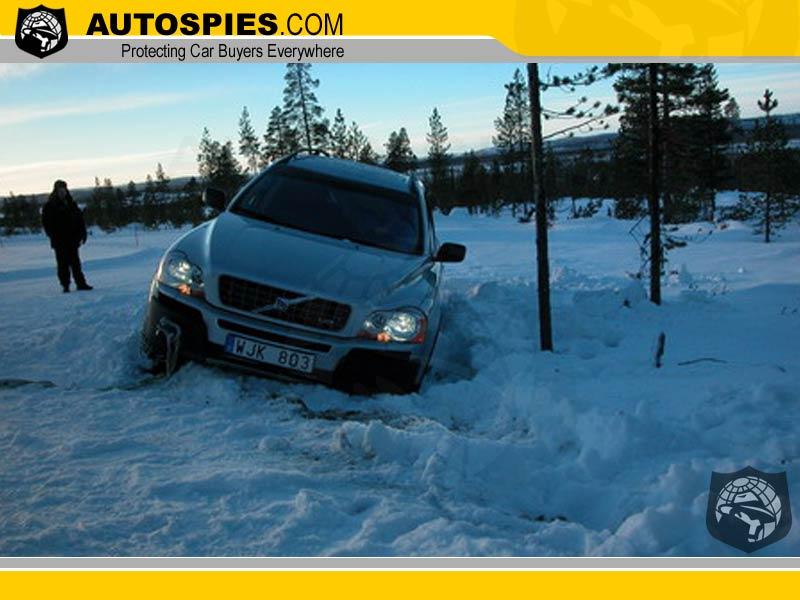 Pics Of Volvo Xc90 In Snow Bimmerfest Bmw Forums