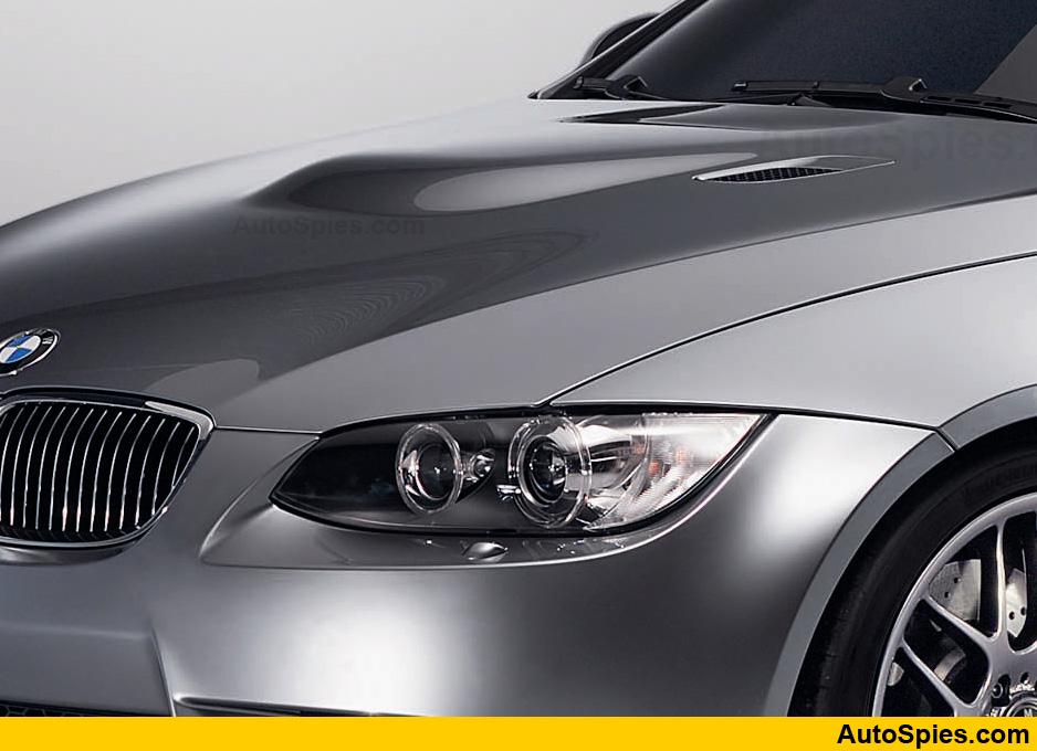 Bmw M3 Concept Revealed At The Geneva Auto Show High Res Photos