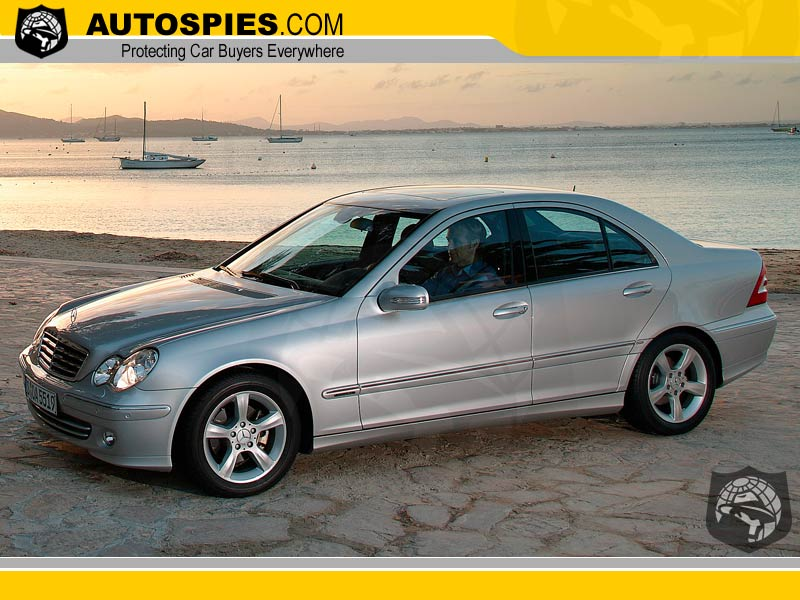 Review 2005 Mercedes C Class Does It Have The Goods Autospies
