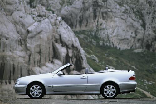 Mercedes - Benz CLK Cabrio (1997-1999)