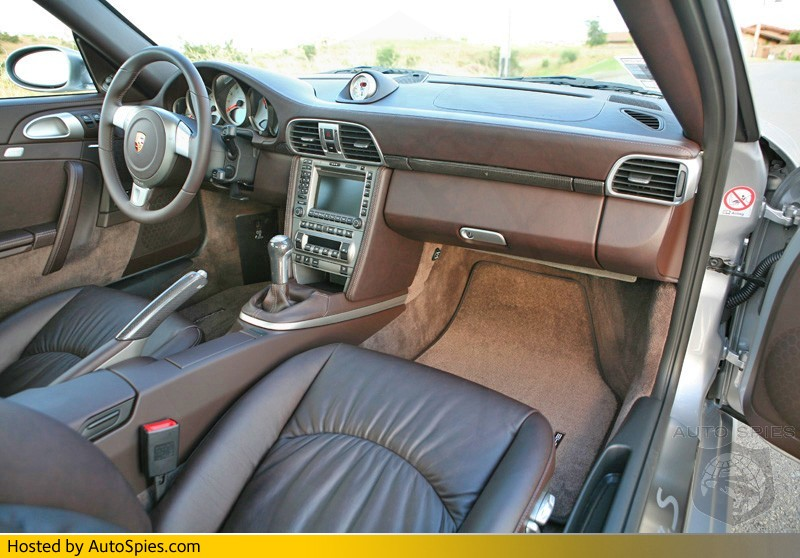 001 Makes His Choice For The Best All Around Sports Car Available Today Interior Photos