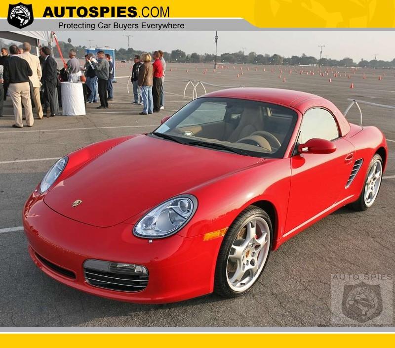 Porsche Boxster Hardtop New Autocars News