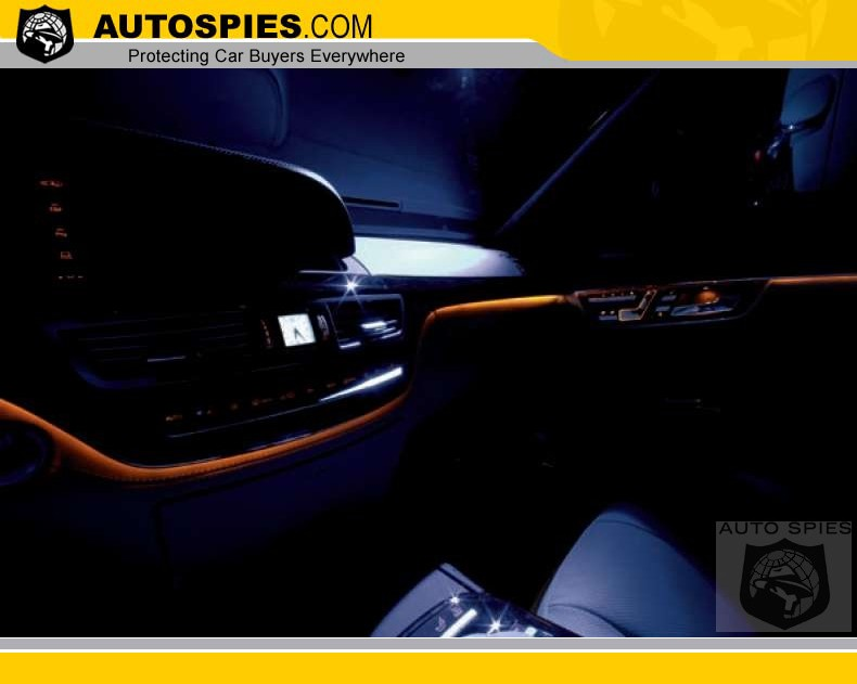 Interior Ambient Lighting