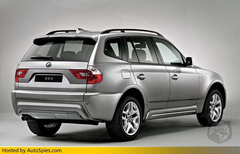 2007 BMW X3 to get upgrades - ClubLexus - Lexus Forum Discussion