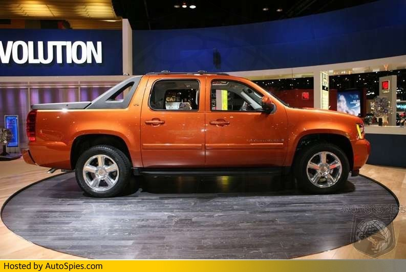 photos and details 2007 chevrolet avalanche pricing. Black Bedroom Furniture Sets. Home Design Ideas