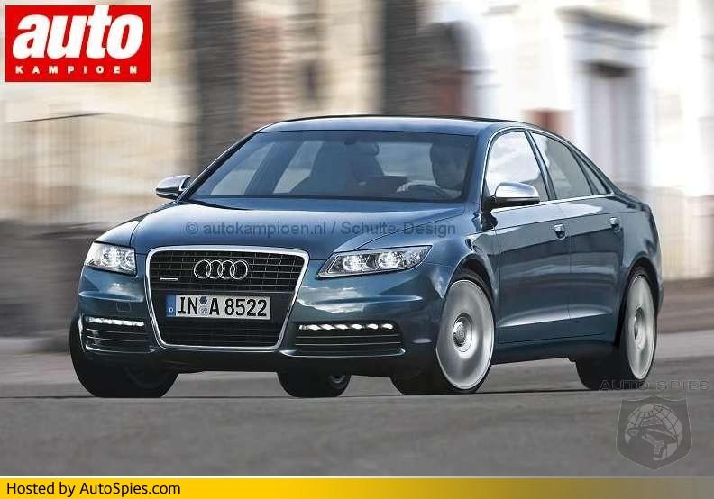 Audi A8 2010 Wallpaper