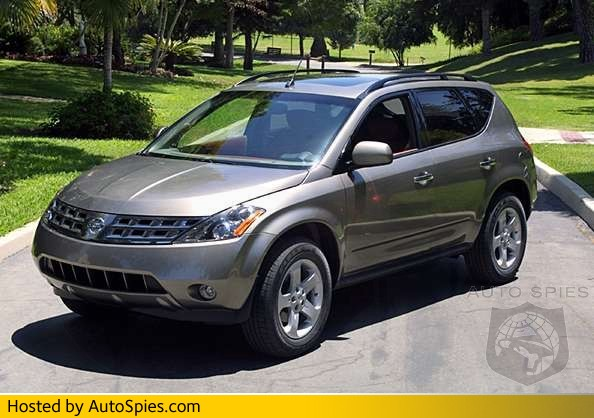 review 2006 nissan murano crossover autospies auto news. Black Bedroom Furniture Sets. Home Design Ideas