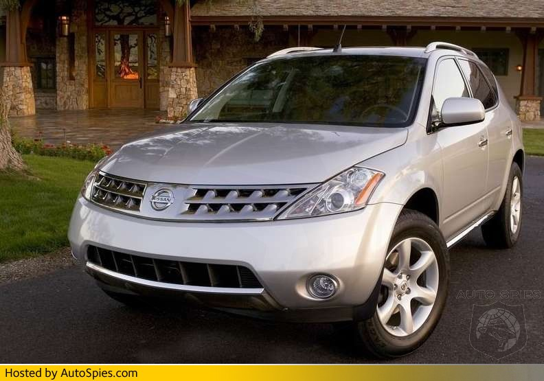 review 2006 nissan murano sl awd autospies auto news. Black Bedroom Furniture Sets. Home Design Ideas