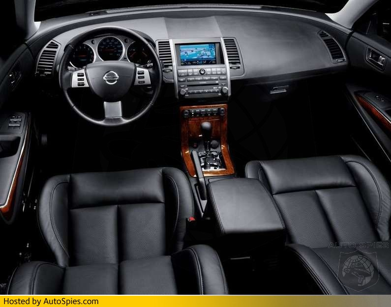 Available Packages For The 2007 Maxima Include SE Premium Audio Package Sensory Driver Preferred SL