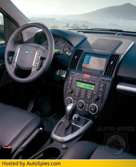 2010 Land Rover Lr2 Interior: Uxrunnuba: Land Rover Lr2 Interior