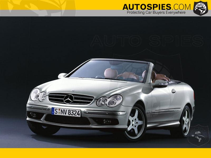 The 'Mercedes-Benz CLK designo by Giorgio Armani' is priced at €86884 ex