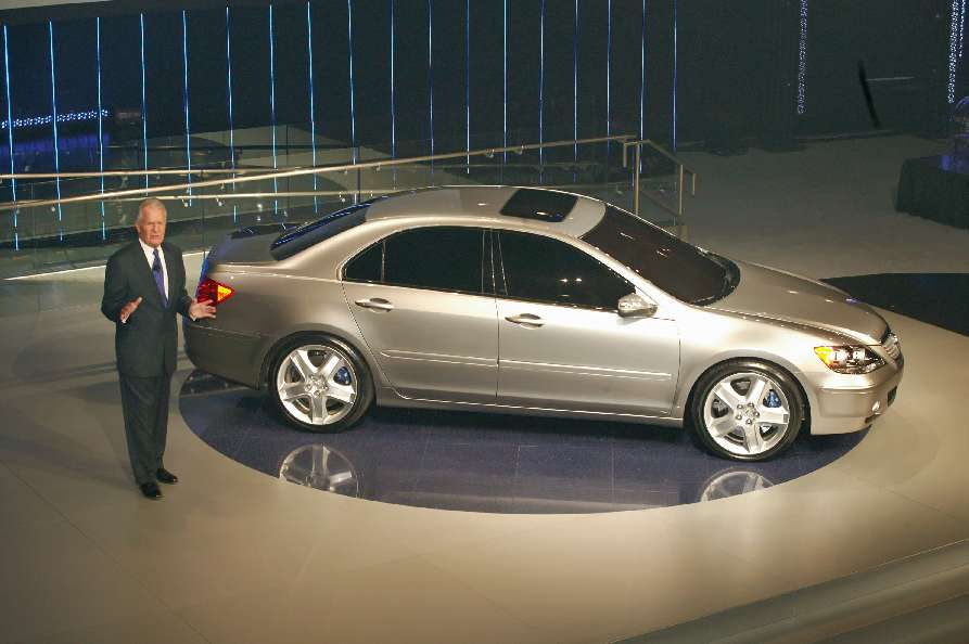 vehicle expert rl used of acura review
