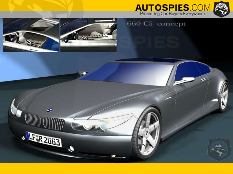 the next generation bmw 6 series autospies auto news. Black Bedroom Furniture Sets. Home Design Ideas