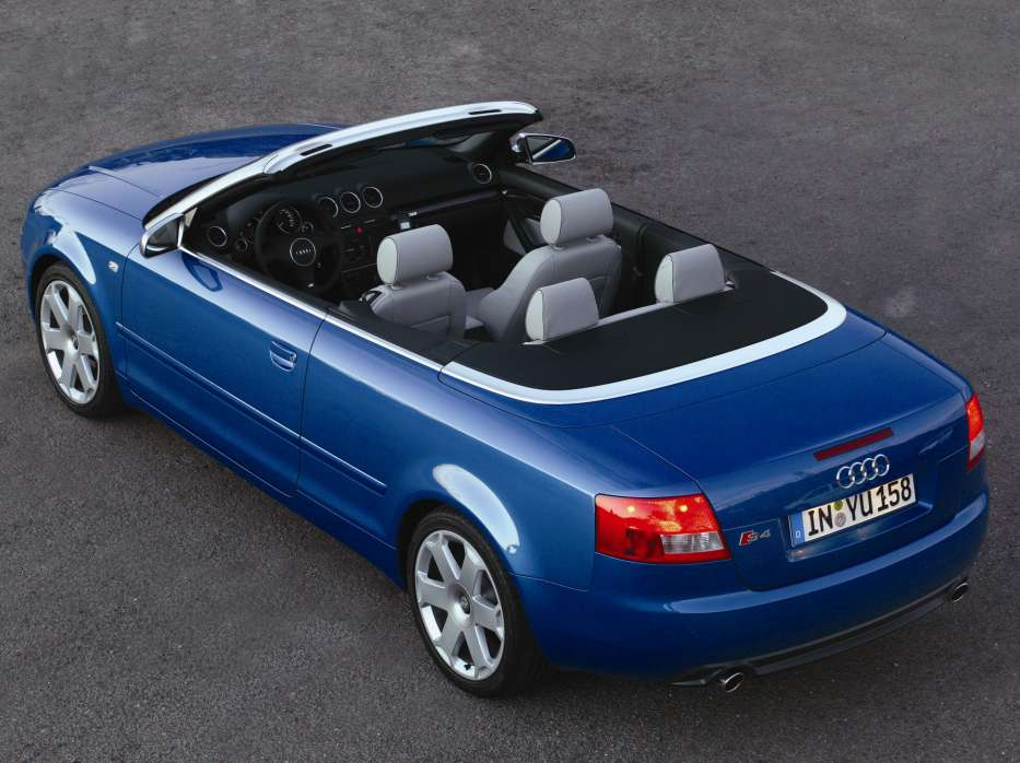 Audi S4 Cabriolet Style