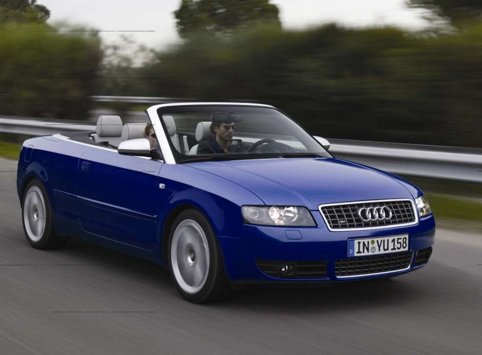 Brand New Audi S4 Cabrioletpart One: Audi Cabriolet Roof Wiring Diagram At Eklablog.co