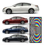 Paramagnetic Paint: Change the Color of Your Vehicle at the Touch of a Button
