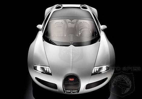 "Bugatti's calls the Veyron 16.4 Grand Sport ""the world's fastest and"