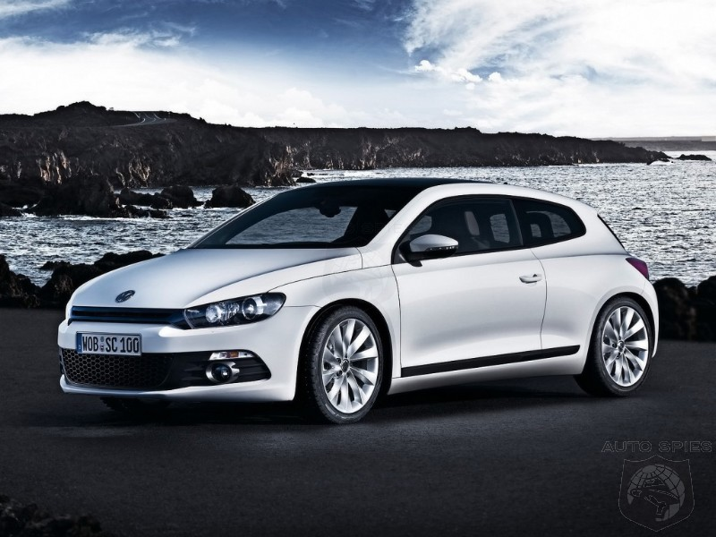 Vw Scirocco Usa >> Your Way To The New Vw Scirocco In The Usa Hpa Motorsports