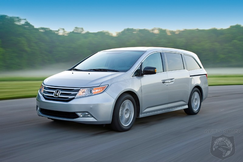 Official: 2011 Honda Odyssey priced from $28,580