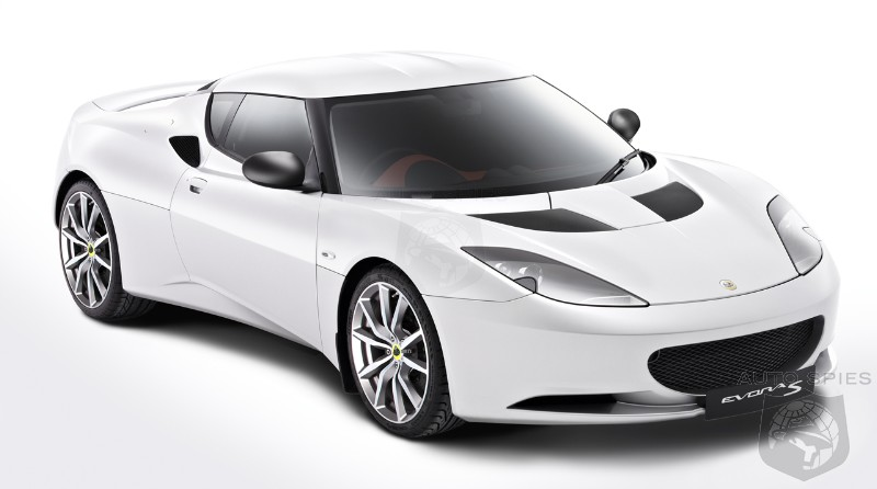 2011 Lotus Evora S. The Evora S can sprint from 0