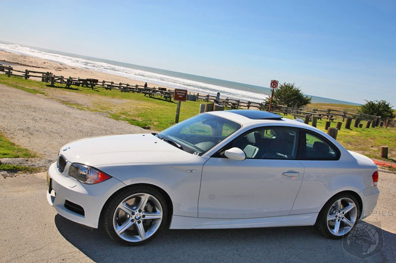 Will The BMW 135 Be The 2008 Car Of The Year?