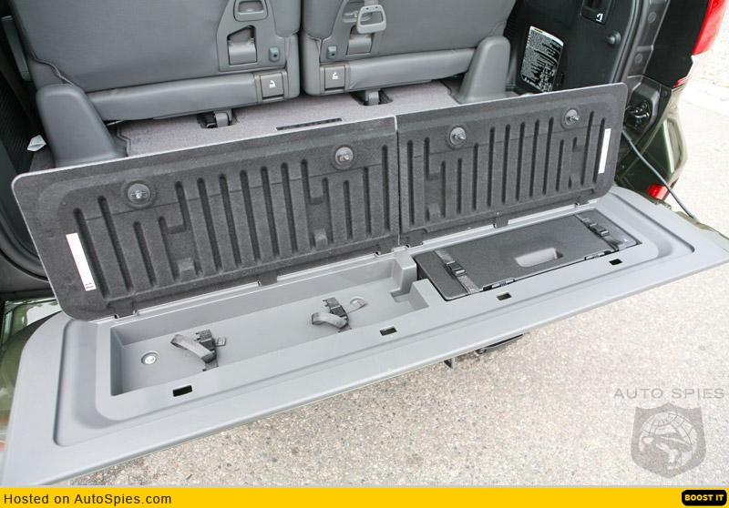 Tailgate Storage Box