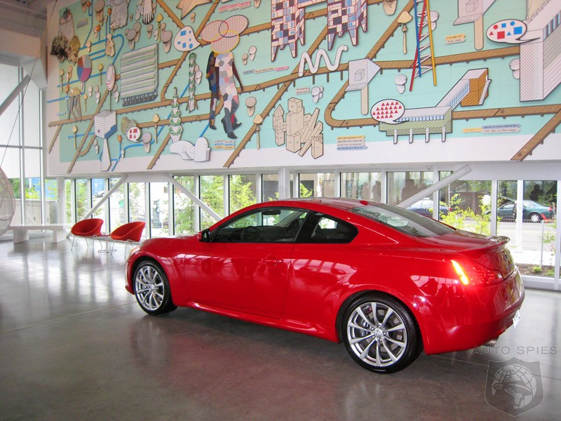 Is the Infiniti G37 REALLY better than the BMW 335? 001 is in Seattle and he intends to find out.