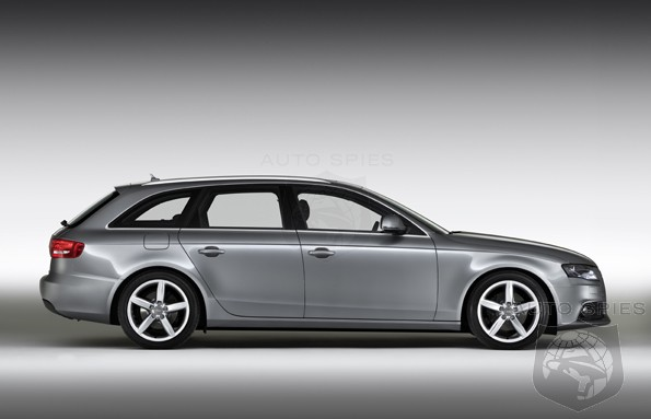 Cool Cars And Fast Cars 2009 Audi A4 Avant