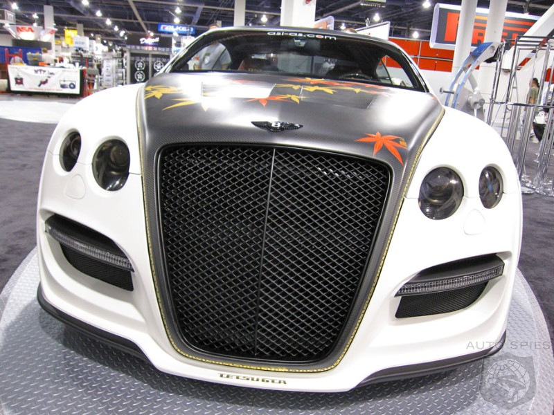 2008 SEMA SHOW PHOTO GALLERY NOW LIVE: Spies Get You Inside For An Exclusive Sneek Peek One Day Early!