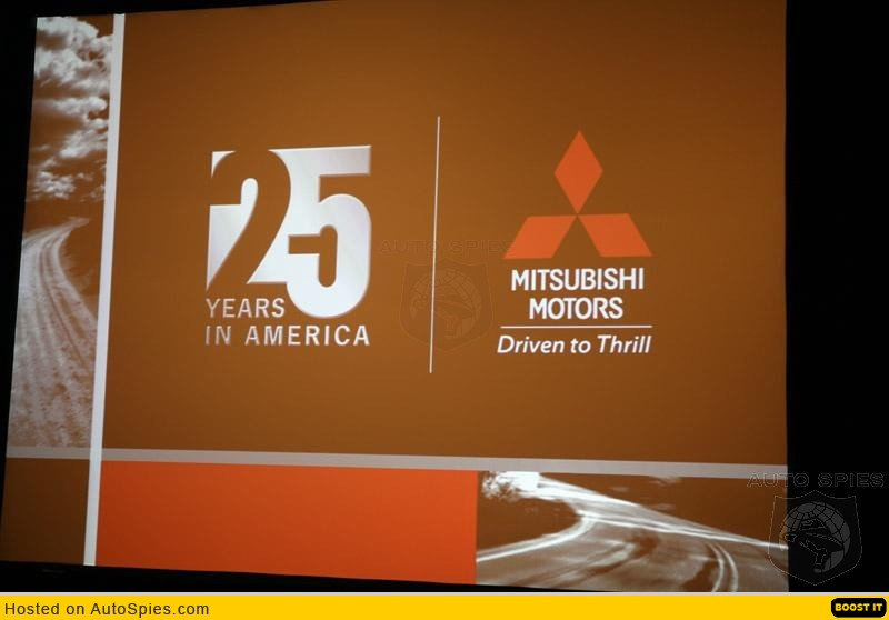 EXCLUSIVE: Spies scoop confidential marketing pitch for the 2007 Mitsubishi Outlander