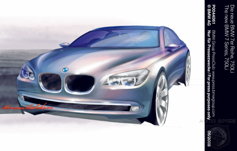 Leaked Images Have Hit The Web But The Spies Are The First With Full Details Of The New 7-Series