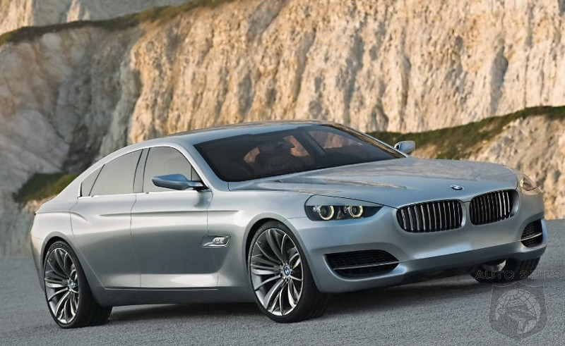 How Close Will The Next BMW 7 Series Be To CS Concept Judge