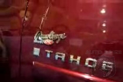 VIDEO: Special Edition Chevy Tahoe Rawlings edition - AutoSpies Auto News