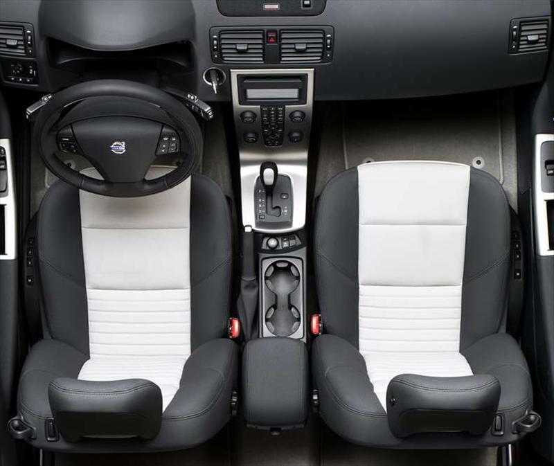 2007 Volvo C30 Interior Shots Autospies Auto News