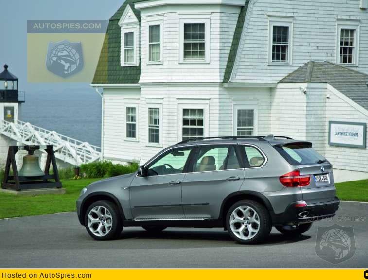 Official 2007 BMW X5 dealer price list   AutoSpies Auto News