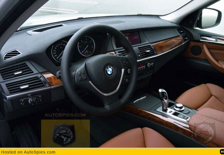 VIDEO: Demo of the new BMW X5 interior complete with third row operation