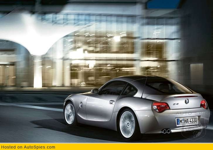 Review Bmw Z4 3 0si Coupe Autospies Auto News