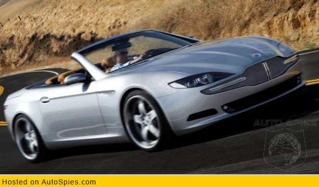 Former designer of BMW Z8 and Aston DB9 at it again? Exclusive info...