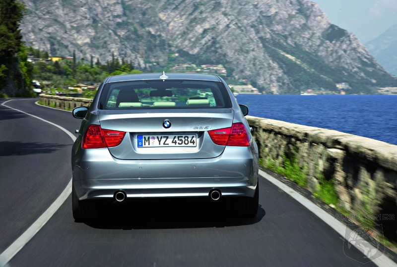 Official 2009 BMW 3Series Details and Specs  AutoSpies Auto News