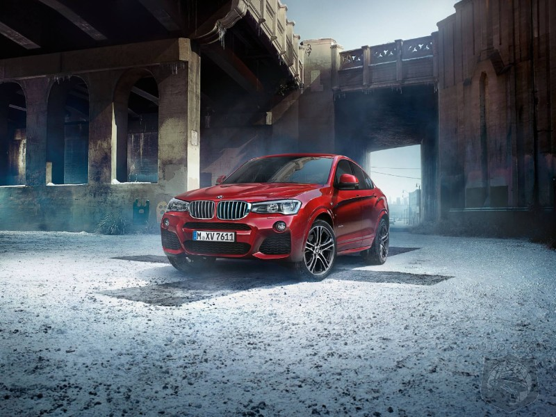 First BMW X4's Hitting USA Dealerships NOW. Evoque And Q5 Killer?