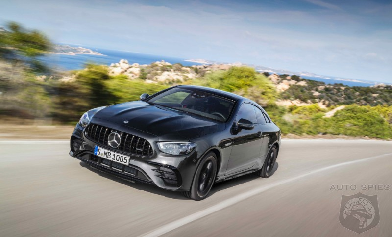 2021 Mercedes E53 Coupe And Cabriolet Make A Summer Splash!