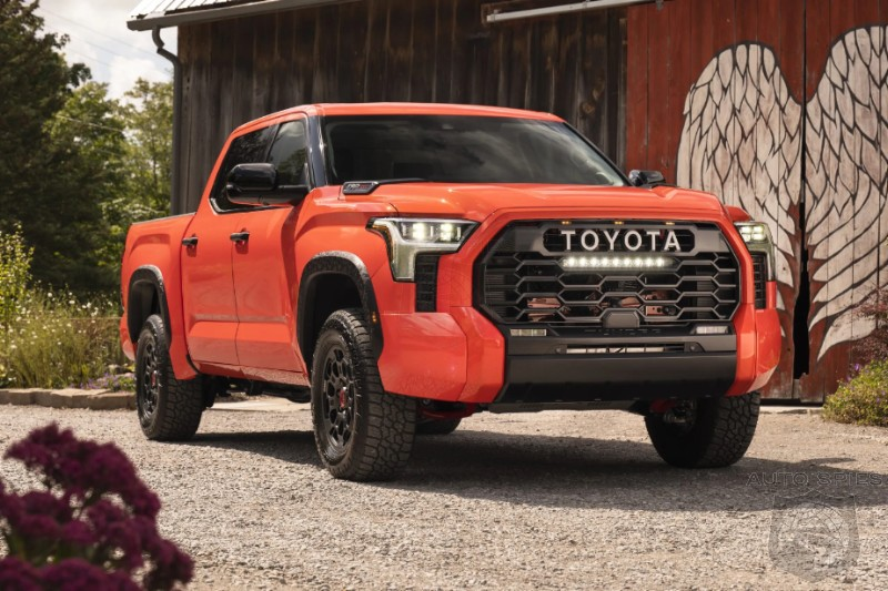 2022 Toyota Tundra LAUNCHES Looks BETTER But We Ask The Question NO ONE ELSE WILL Did They FIX The BED SHAKE