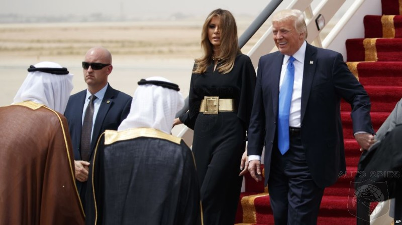 Has Trump Secretly Promised Middle East Allies Higher Gas Prices In Exchange For Them Keeping The Radicals In Check There