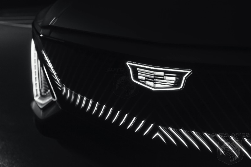 STUD Or DUD?  First Photos. Cadillac Introduces LYRIQ Electric SUV.