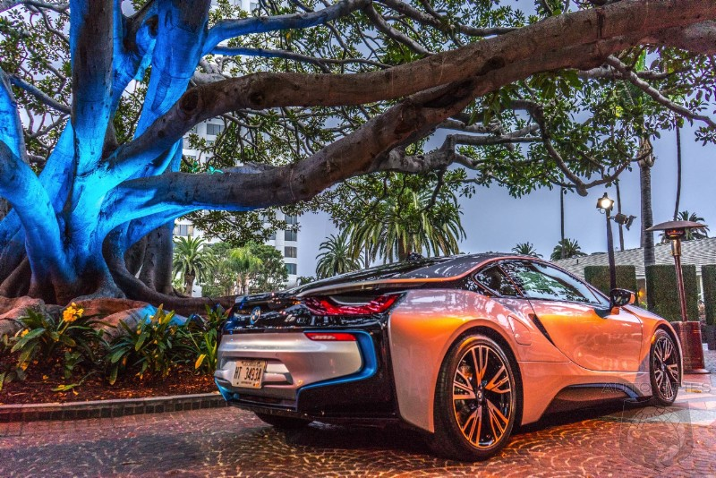 REVIEW: 2015 BMW i8. The GISELE Of Green Vehicles?
