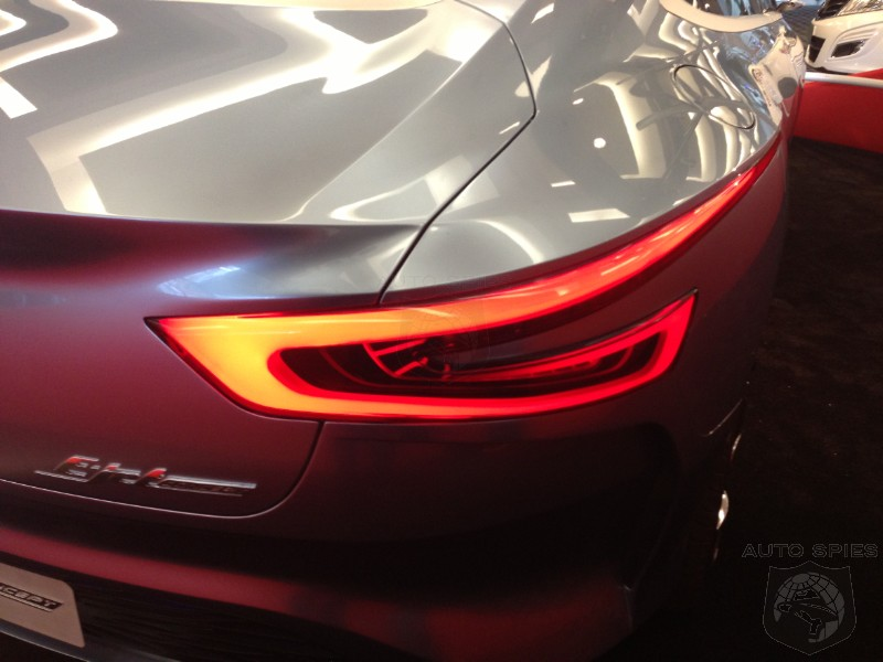 EXCLUSIVE! Spies SHANGHAI Detroit Auto Show With First Live Photos TWO DAYS EARLY!!