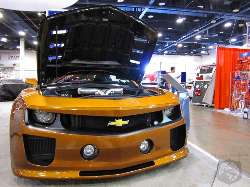 SEMA AUTO SHOW: SEMA Employees Going Rogue? EXCLUSIVE Photos Leak One Day Early!