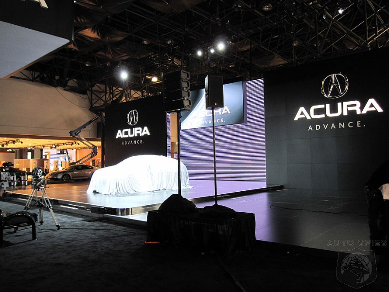AUTO SPIES WORLD EXCLUSIVE: Spies Get You A Sneak Peek Inside The New York Auto Show One Day Early!