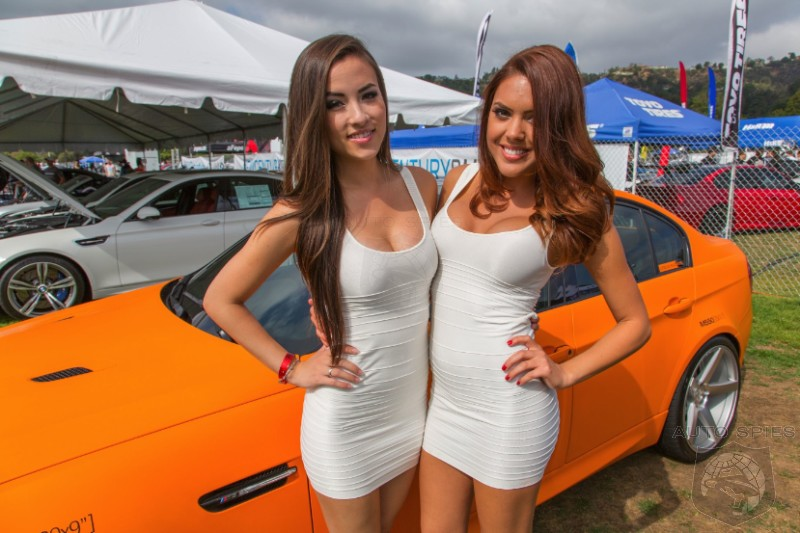 The BEST And The Worst From The 2013 Bimmerfest Show Some JUICY And Some DOUCHEY