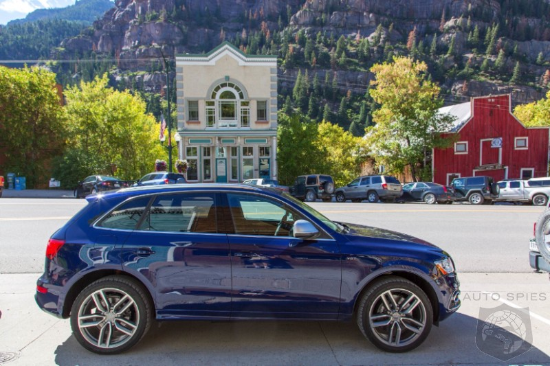 VIDEO REVIEW Audi SQ ReviewNew King Of Small Performance - Audi sq5 review